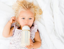 Pediatric Dentist in Philadelphia and Wynnewood, PA - Baby Bottle Tooth Decay