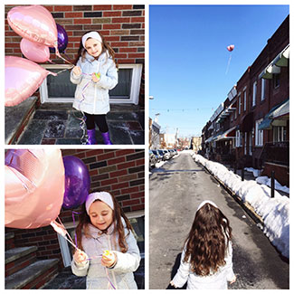 Dominique Innaurato saying goodbye to her Binky!!! - Pediatric Dentists in Philadelphia and Wynnewood, PA