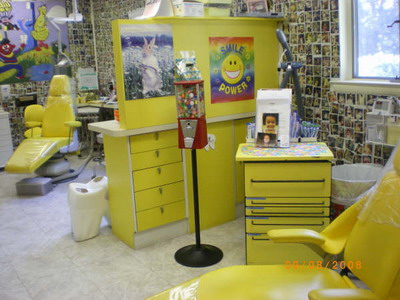 Hygiene Area - Pediatric Dentists in Philadelphia and Wynnewood, PA